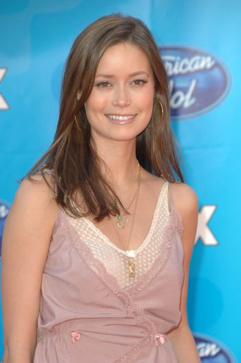 Summer Glau  at the American Idol 2008 Grand Finale. Nokia Theatre, Hollwyood, CA. 05-21-08