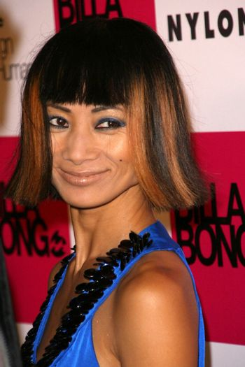 Bai Ling at the 2nd Annual Design for Humanity Event. Spider Club, Hollywood, CA. 06-04-08/ImageCollect