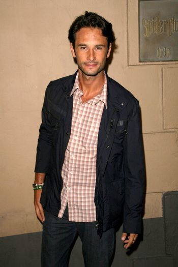 Rodrigo Santoro at the 2nd Annual Design for Humanity Event. Spider Club, Hollywood, CA. 06-04-08/ImageCollect