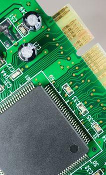 Computer Component Circuit Board Memory Processor Networking