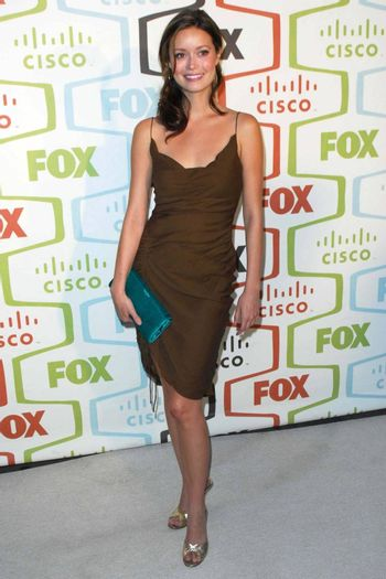 Summer Glau  at the FOX Fall Eco Casino Party. Area Nightclub, Los Angeles, CA. 09-24-07
