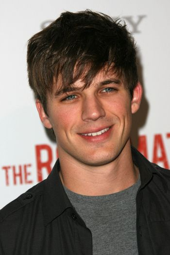 """Matt Lanter at """"The Roommate"""" Los Angeles Special Screening, Soho House, West Hollywood, CA. 01-23-11/ImageCollect"""