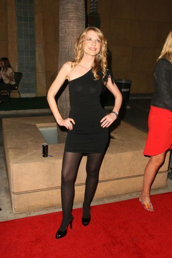 """Kathryn Fiore at the """"Hatchet II"""" Los Angeles Premiere, Egyptian Theater, Hollywood, CA. 09-28-10/ImageCollect"""