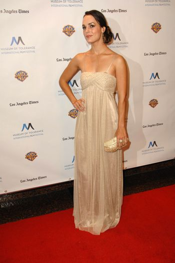 Erin Cahill at the Inaugural Museum Of Tolerance International Film Festival Gala Honoring Clint Eastwood, Museum Of Tolerance, Los Angeles, CA. 11-14-10/ImageCollect