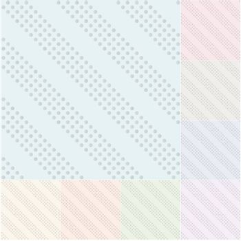 seamless silvery dots with pastel gradient