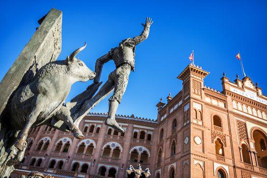 Plaza de Toros de Las Ventas in Madrid