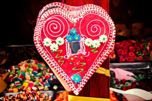 Decoarative heart