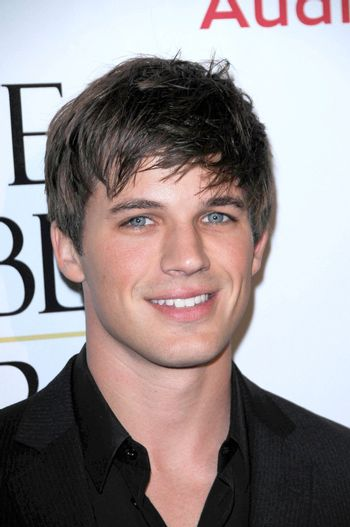 Matt Lanter at the 1st Annual Noble Humanitarian Awards. Beverly Hilton Hotel, Beverly Hills, CA. 10-18-09/ImageCollect