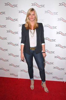 Natasha Henstridge at the Odd Molly Flagship Store Opening, Odd Molly, Los Angeles, CA. 03-19-10/ImageCollect
