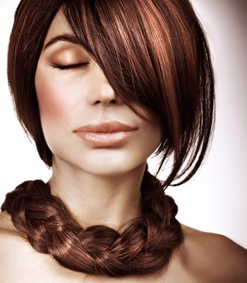 Luxury hairstyle