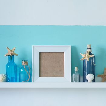 Summer interior decor