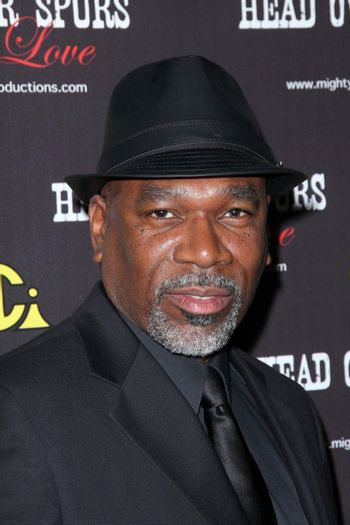 """Alfonso Freeman at the """"Head Over Spurs in Love"""" Premiere, Majestic Crest Theater, Westwood, CA. 03-24-11/ImageCollect"""