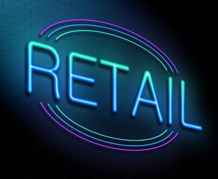 Retail concept.