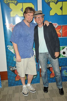 Dan Povenmire and Jeff Swampy Marsh /ImageCollect