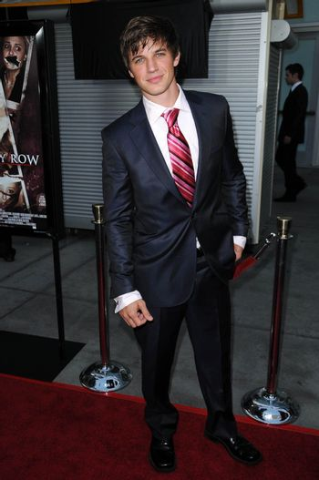 Matt Lanter at the Los Angeles Premiere of 'Sorority Row'. Arclight Hollywood, Hollywood, CA. 09-03-09/ImageCollect