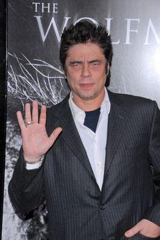 Benicio Del Toro /ImageCollect