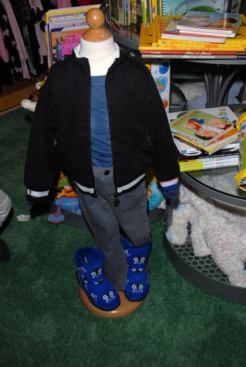Atmosphere at the launch of Kylie Bax and Spiros Poros' Moro Moro Kids Boot Collection at Ron Robinson Lifesize, Fred Segal, Santa Monica, CA. 12-11-10/ImageCollect