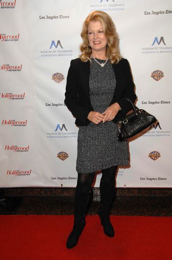 Mary Hart at the Inaugural Museum Of Tolerance International Film Festival Gala Honoring Clint Eastwood, Museum Of Tolerance, Los Angeles, CA. 11-14-10/ImageCollect