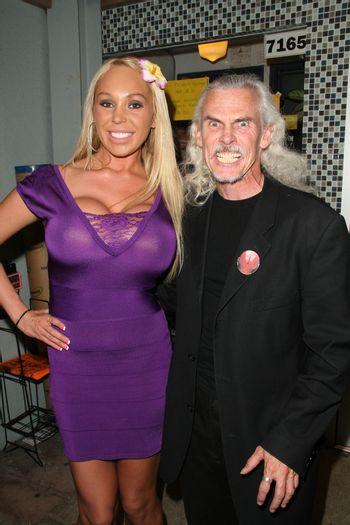 Mary Carey and Camden Toy /ImageCollect
