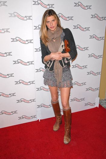 Lake Bell at the Odd Molly Flagship Store Opening, Odd Molly, Los Angeles, CA. 03-19-10/ImageCollect