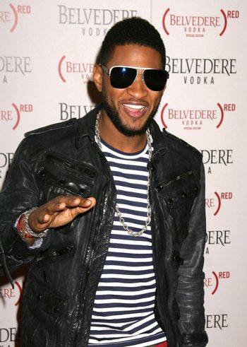 Usher at the Belvedere Vodka (RED) Launch Party, Avalon, Hollywood, CA. 02-10-11