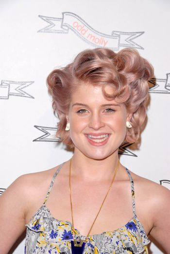 Kelly Osbourne at the Odd Molly Flagship Store Opening, Odd Molly, Los Angeles, CA. 03-19-10/ImageCollect