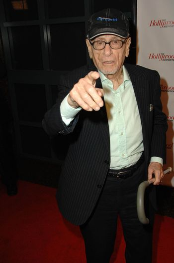 Eli Wallach at the Inaugural Museum Of Tolerance International Film Festival Gala Honoring Clint Eastwood, Museum Of Tolerance, Los Angeles, CA. 11-14-10/ImageCollect