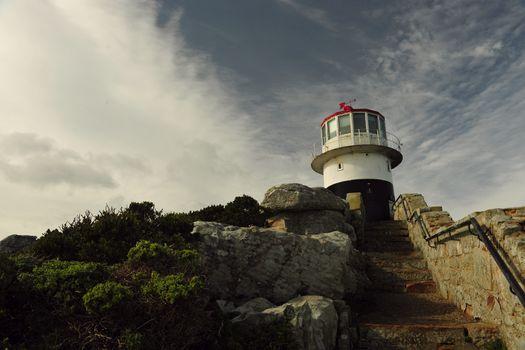 Lighthouse Cape of Good hope Lighthouse Cape of Good hope
