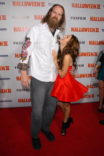 Tyler Mane and Scout Taylor-Compton /ImageCollect