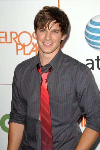 Matt Lanter at the 'Melrose Place' Premiere Party. Melrose Place, Los Angeles, CA. 08-22-09/ImageCollect