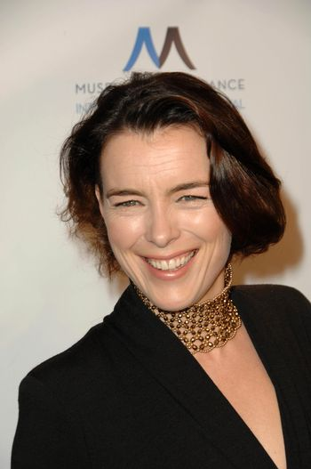 Olivia Williams at the Inaugural Museum Of Tolerance International Film Festival Gala Honoring Clint Eastwood, Museum Of Tolerance, Los Angeles, CA. 11-14-10/ImageCollect