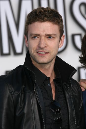 Justin Timberlake  at the 2010 MTV Video Music Awards, Nokia Theatre L.A. LIVE, Los Angeles, CA. 08-12-10