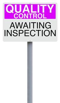 Awaiting Inspection