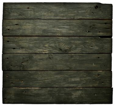 Old wooden planks background. Wooden sign