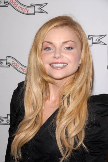 Izabella Miko at the Odd Molly Flagship Store Opening, Odd Molly, Los Angeles, CA. 03-19-10/ImageCollect