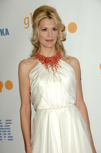 Thea Gill at the 20th Annual GLAAD Media Awards. Nokia Theatre, Los Angeles, CA. 04-18-09/ImageCollect