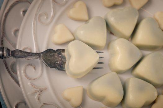 Valentines setting