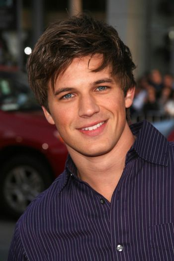 Matt Lanter at the World Premiere of 'Ghosts of Girlfriends Past'. Grauman's Chinese Theatre, Hollywood, CA. 04-27-09/ImageCollect