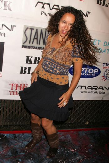 Met at the Opening of 'The Abstract Art of Kris Black' benefitting Survivors of Sexual Abuse. Stanley's Restaurant and Bar, Sherman Oaks, CA. 05-21-09/ImageCollect