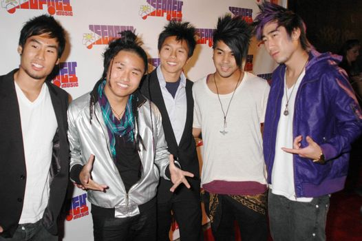 Quest at the Jeepney Music Launch Party. ECCO, Hollywood, CA. 08-11-09/ImageCollect