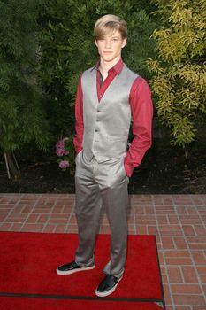 Lucas Till at the 35th Annual Saturn Awards. Castaway Restaurant, Burbank, CA. 06-24-09/ImageCollect
