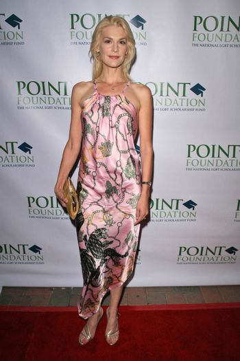 Thea Gill at Point Foundation Honors the Arts. Jim Henson Studios, Hollywood, CA. 11-03-07/ImageCollect