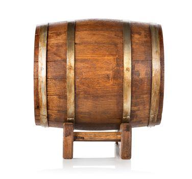 Barrel side view