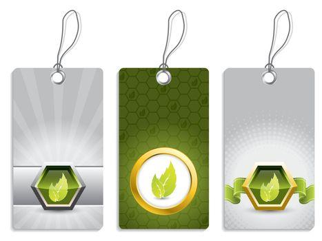 Ecological label designs