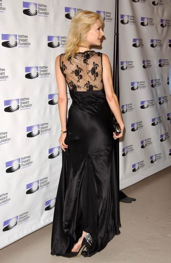 Thea Gill at the Matthew Shepard Foundation Honors. Wiltern Theatre, Hollywood, CA. 10-27-07/ImageCollect