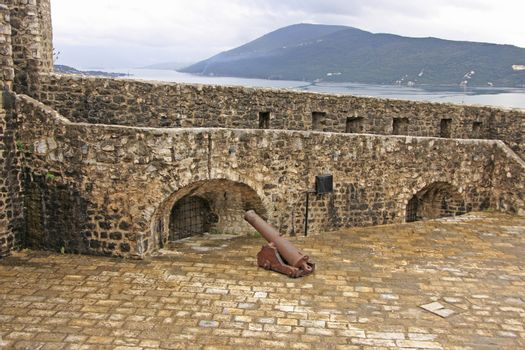 Kanli Kula Fortress, Old Town, Herceg Novi, Montenegro