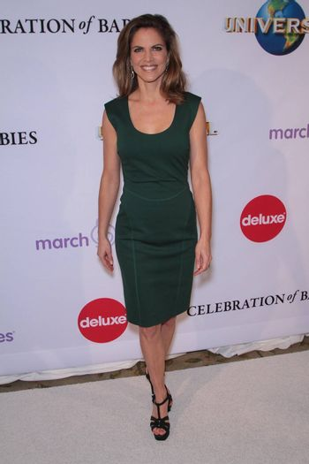 Natalie Morales at the March Of Dimes' 6th Annual Celebration Of Babies Luncheon, Beverly Hills Hotel, Beverly Hills, CA 12-02-11