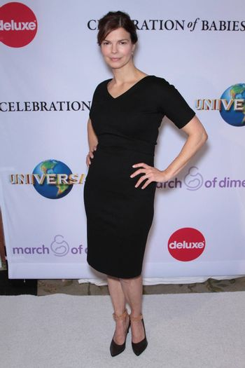 Jeanne Tripplehorn at the March Of Dimes' 6th Annual Celebration Of Babies Luncheon, Beverly Hills Hotel, Beverly Hills, CA 12-02-11