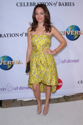 Autumn Reeser at the March Of Dimes' 6th Annual Celebration Of Babies Luncheon, Beverly Hills Hotel, Beverly Hills, CA 12-02-11