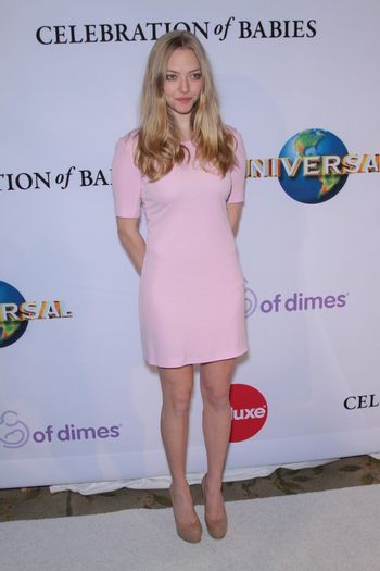 Amanda Seyfried at the March Of Dimes' 6th Annual Celebration Of Babies Luncheon, Beverly Hills Hotel, Beverly Hills, CA 12-02-11